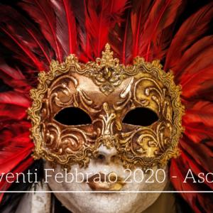 Eventi ad Asolo nel mese di Febbraio 2020